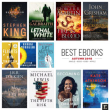 Best ebooks to read in fall 2018