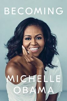 Hot new book releases of autumn 2018 - Becoming by Michelle Obama