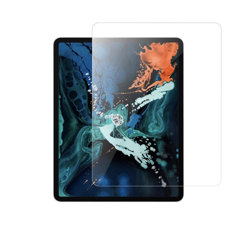 Redluckstar Tempered Glass iPad Pro 12.9 2018 Screen Protector