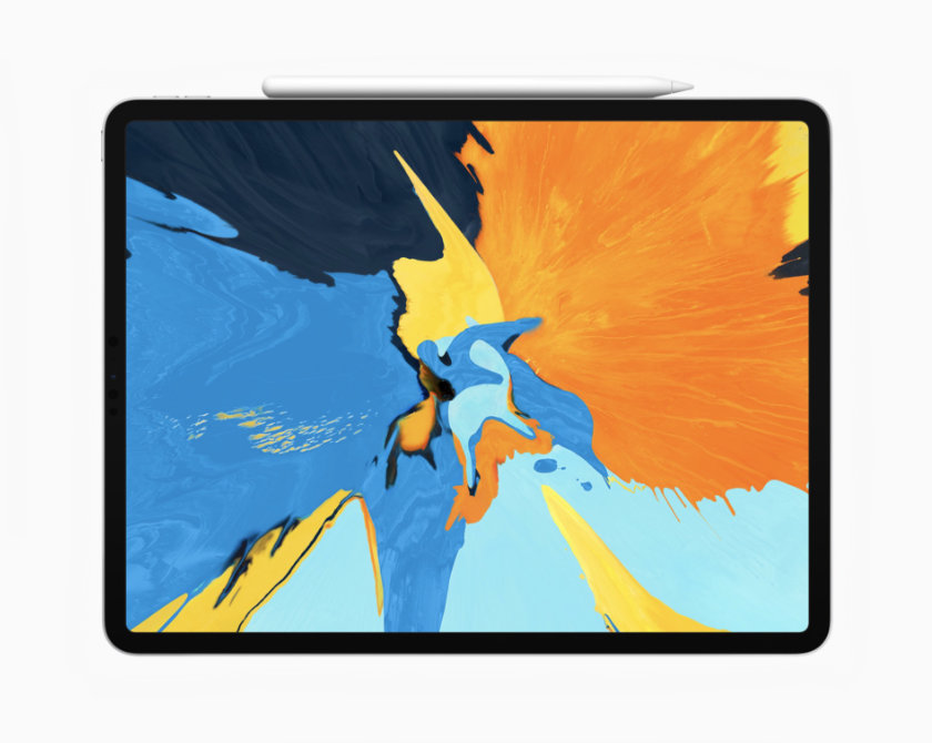 The 2018 Apple iPad Pro tablet comes with edge-to-edge Liquid Retina display