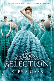 The Selection - Kiera Cass - one of the most popular books on Amazon Prime Reading