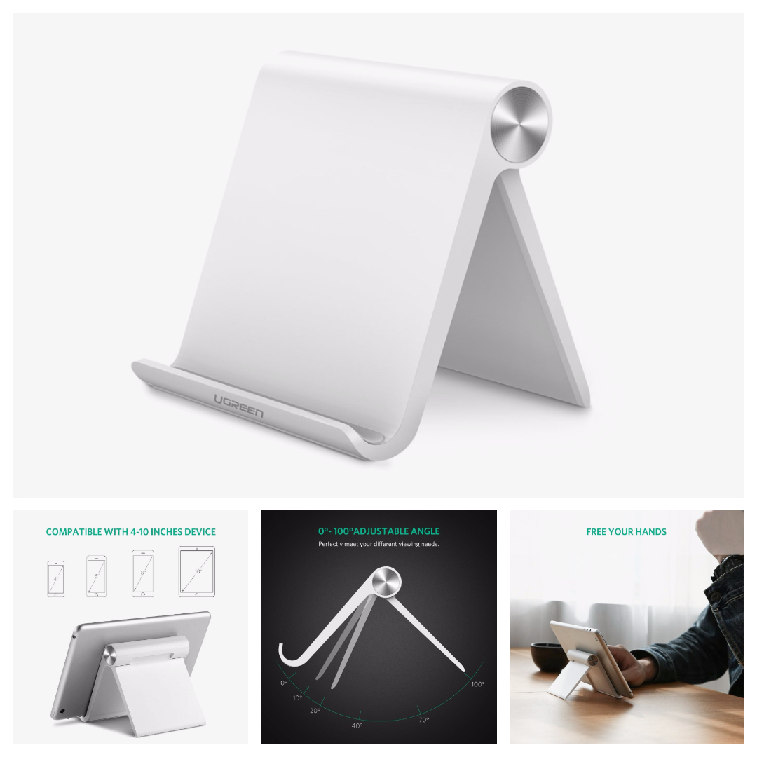 Ugreen Adjustable Tablet Stand Holder