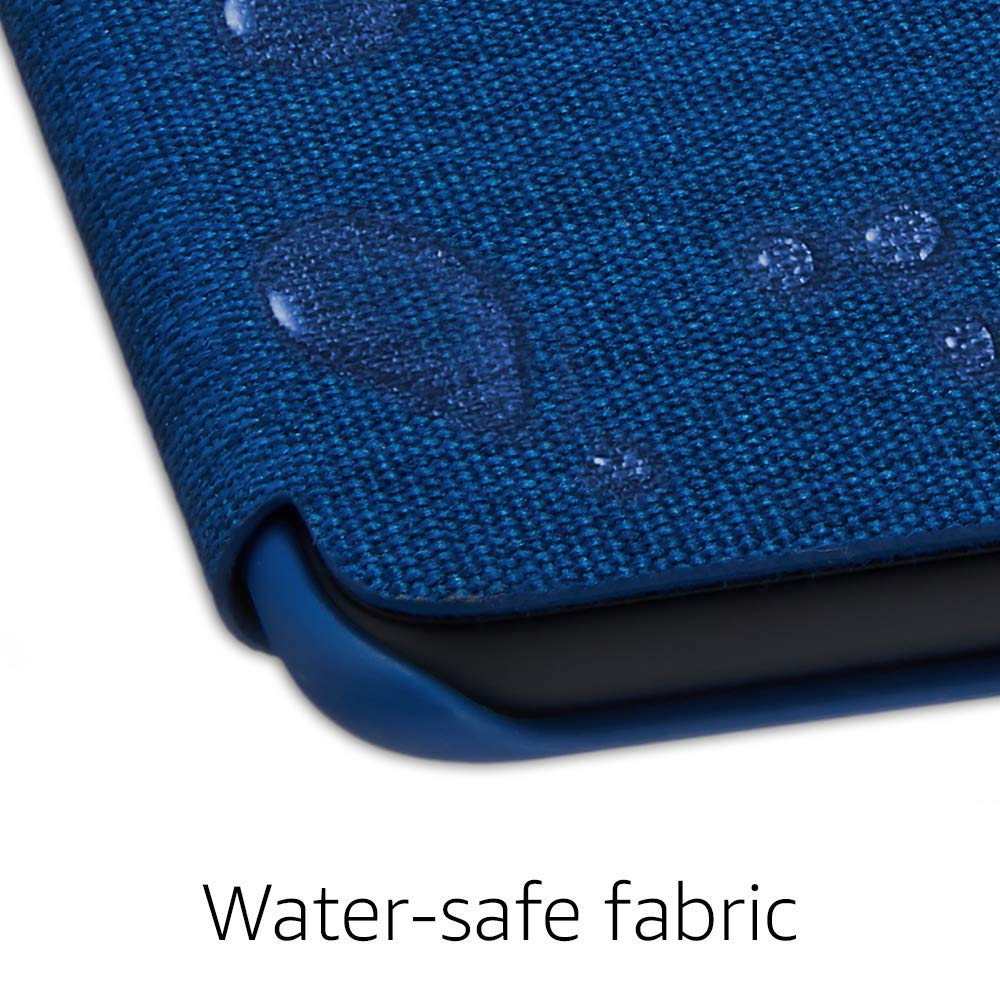 A series of original case covers for Amazon Kindle Paperwhite 2018 is made of water-safe fabric