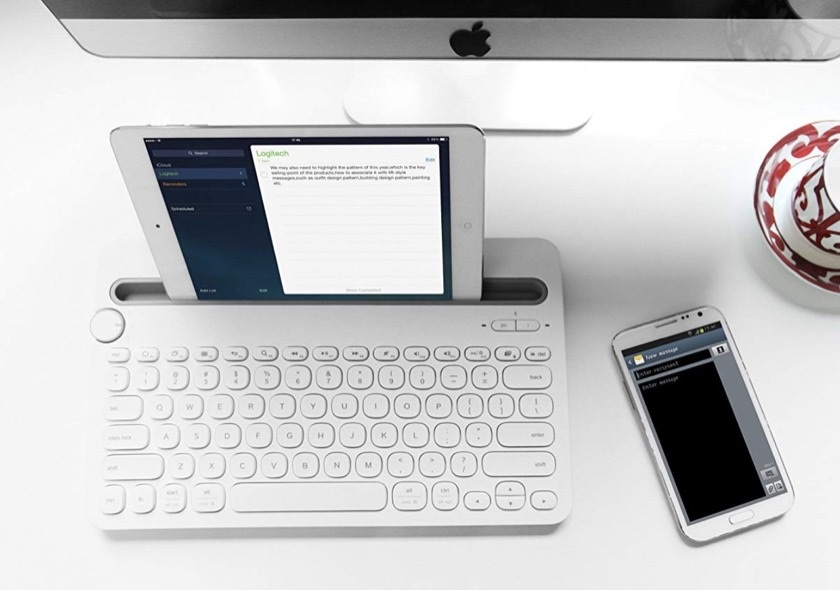 A universal keyboard for iPad - best gift ideas