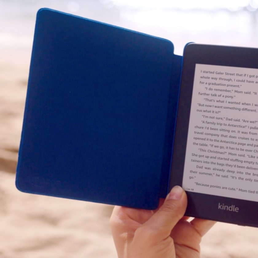 Amazon Kindle Paperwhite 4 - you will have to use tailored case covers