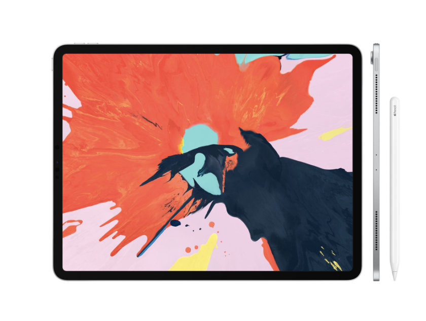 Apple iPad 11 2018 sports Liquid Retina display