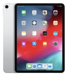 Apple iPad Pro 11-inch tablet 2018 release with Apple Pencil 2 support