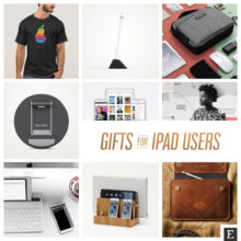 10 refreshing gift ideas for the iPad fan in your life