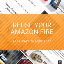 8 simple ways to repurpose your old Amazon Fire tablet