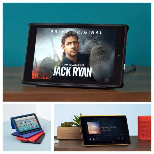 Black Friday 2018 - our predictions for price cuts on Amazon Fire tablets