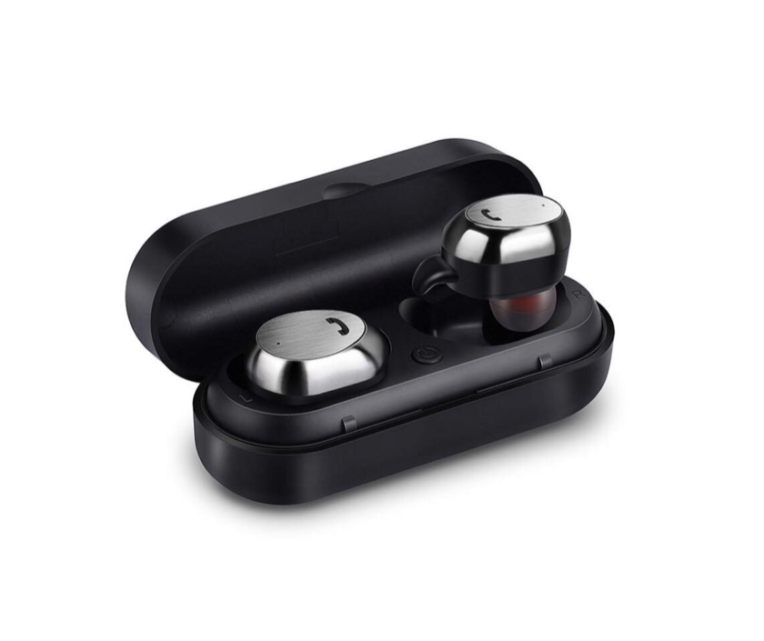Caloz Mini Earbuds with Charging Case