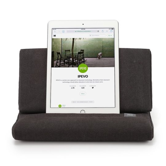 Ipevo Pillow Stand for iPad and other tablets