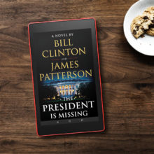 Don't miss today's $4.99 Kindle deal on The President Is Missing