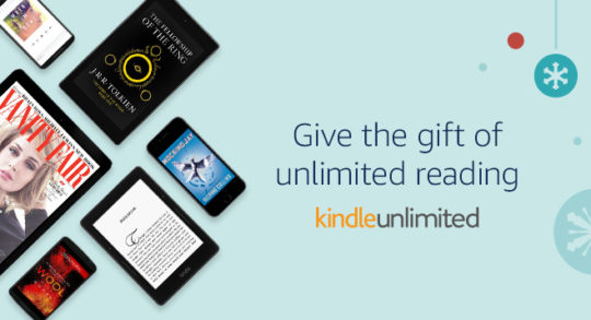 Kindle Unlimited - our predictions for Black Friday 2018 deals