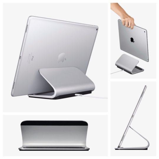 Logitech Base Charging iPad Pro Stand