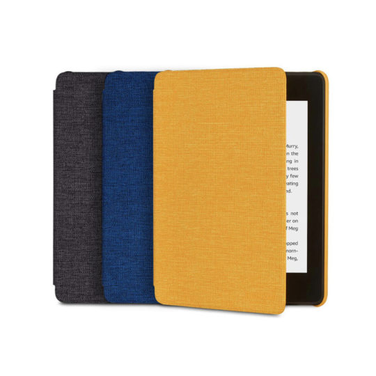 Original Amazon Fabric-safe Case Cover for 4th-gen Kindle Paperwhite 2018 release