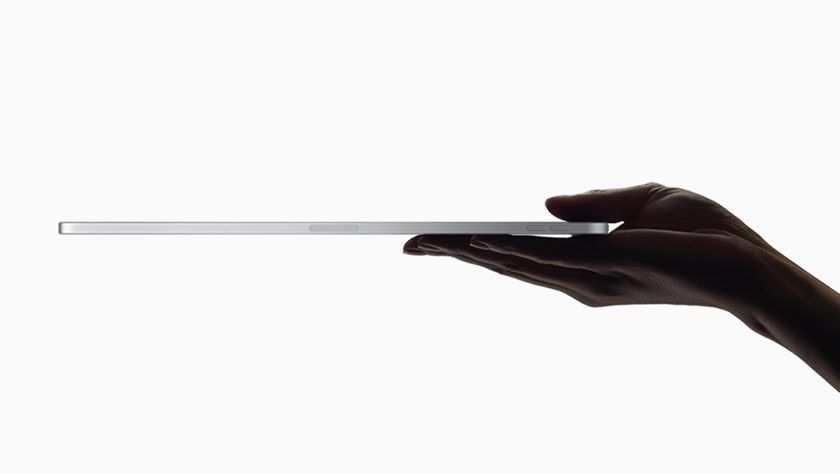 The 2018 iPad Pro is the thinnest iPad design ever