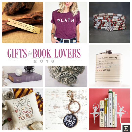 The best gifts for book lovers you can give in 2018