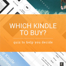 Which Kindle model should I buy?