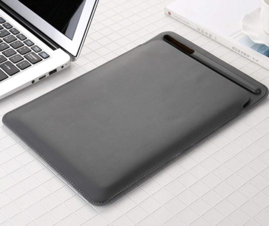 A third-party alternative to Apple Leather Sleeve for iPad Pro 2018