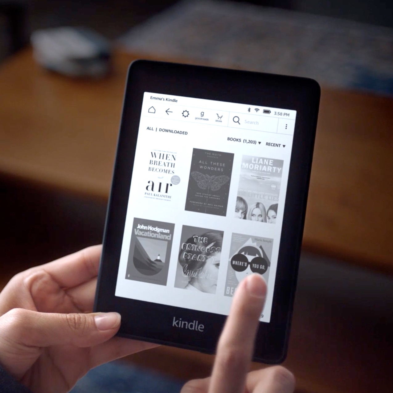 How to enable free Kindle Unlimited on your Paperwhite 4