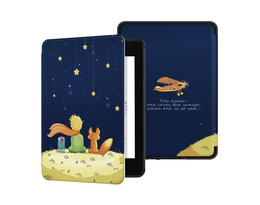 Ayotu Water-safe Designer Kindle Paperwhite 4 2018 Case