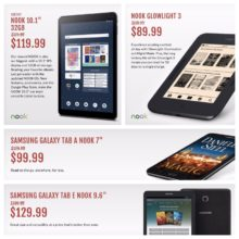 Barnes & Noble reveals Nook deals for Black Friday 2018 - full list