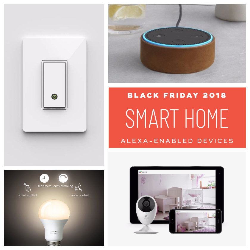 Best Black Friday 2018 deals for Echo and Alexa-enabled smart home
