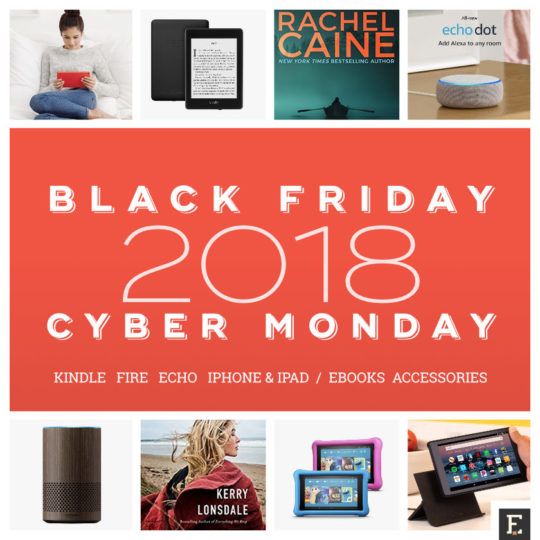 Best early Black Friday 2018 deals and sales - Kindle, Amazon Fire, Echo & Alexa, iPad, and more