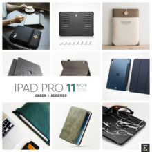 Best iPad Pro 11 2018 case covers and sleeves - round up