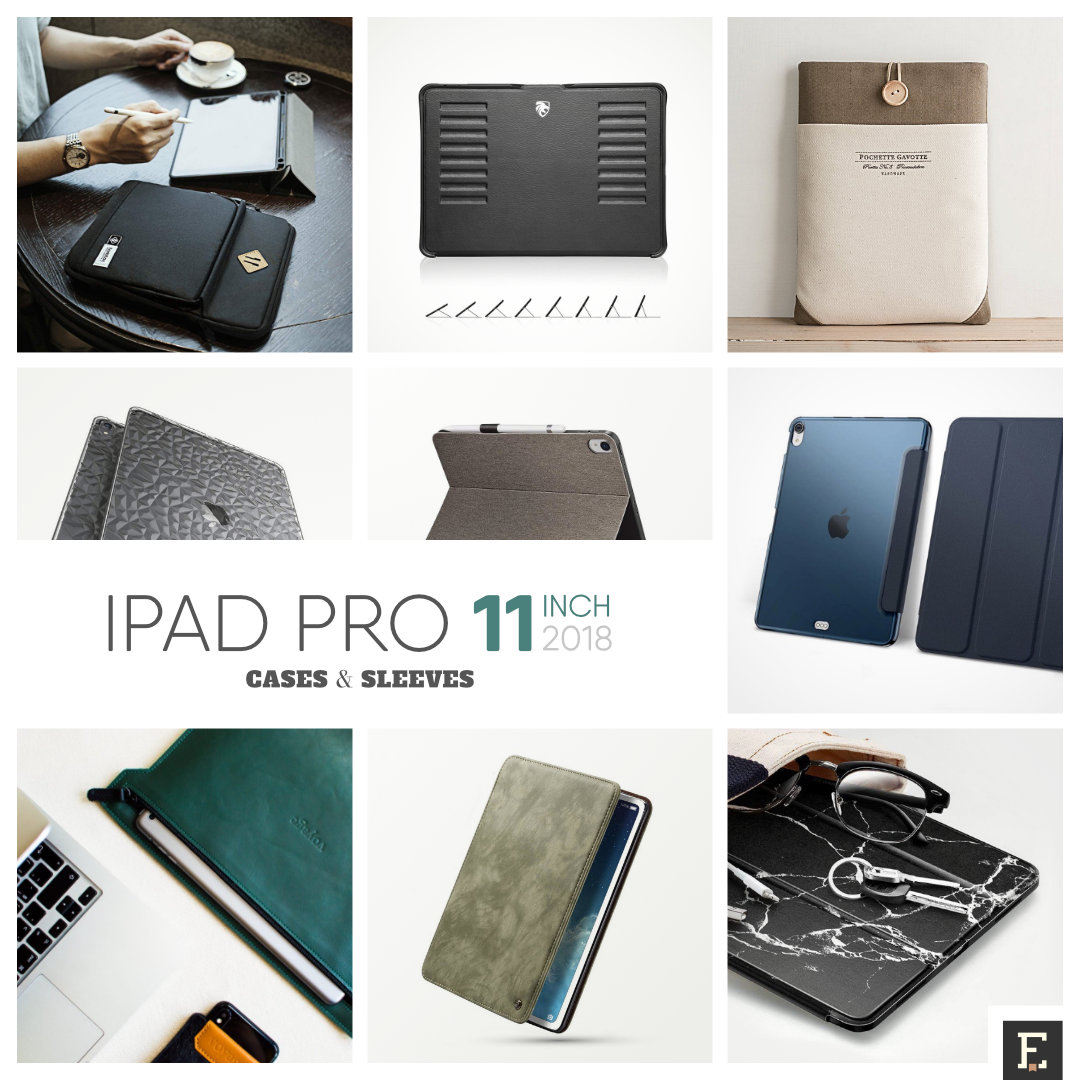 huge discount b9793 d788a 21 most interesting Apple iPad Pro 11 covers you can get right now
