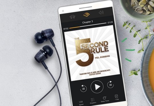 Black Friday and Cyber Monday 2018 deal for avid readers - Audible subscription