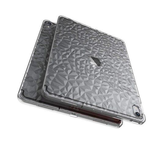 Luvvitt iPad Pro 11 2018 Clear Diamond Case