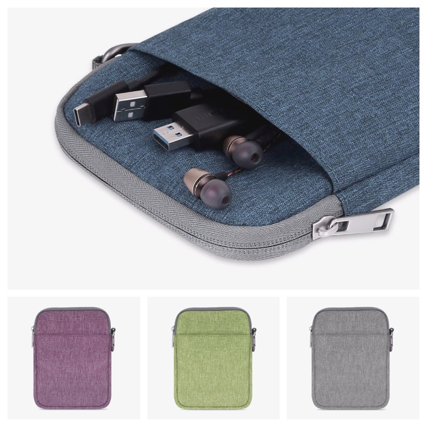 MoKo Pouch Bag for Kindle Paperwhite 4 - best cases on Amazon