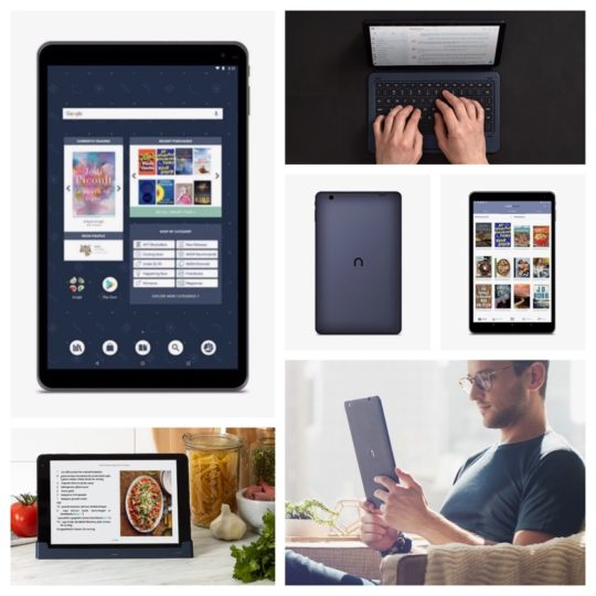 Nook Tablet 10.1 2018 launch
