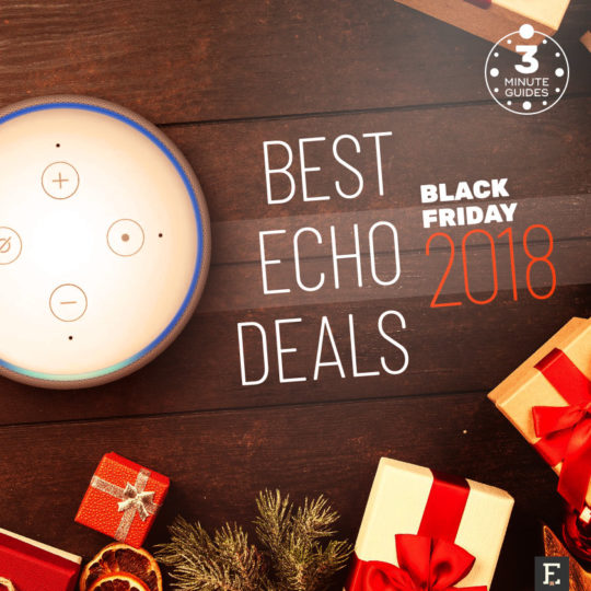 the 3 minute guide to the best echo alexa deals on black. Black Bedroom Furniture Sets. Home Design Ideas