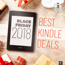 The 3-minute guide to the best Black Friday 2018 deals on Kindle e-readers