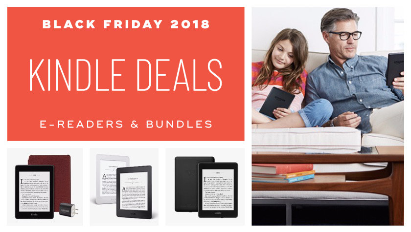 The best Black Friday 2018 deals and offers Kindle e-readers bundles