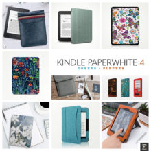 10 best Kindle Paperwhite 4 case covers available so far