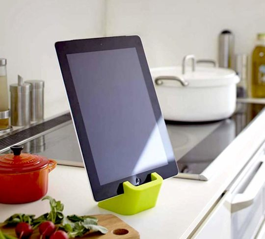 Yamazaki Home Square stand for Amazon Fire and other tablets
