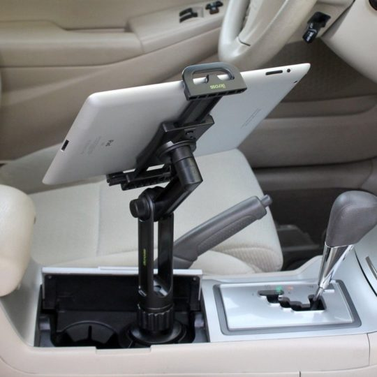 iKross Cup Car Mount Holder for Amazon Fire tablets