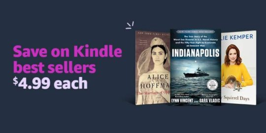 Here are Digital Day 2018 Kindle and Audible deals you don't want to