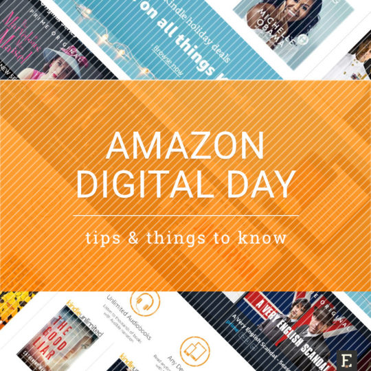 Amazon Digital Day - tips, facts, and things to know