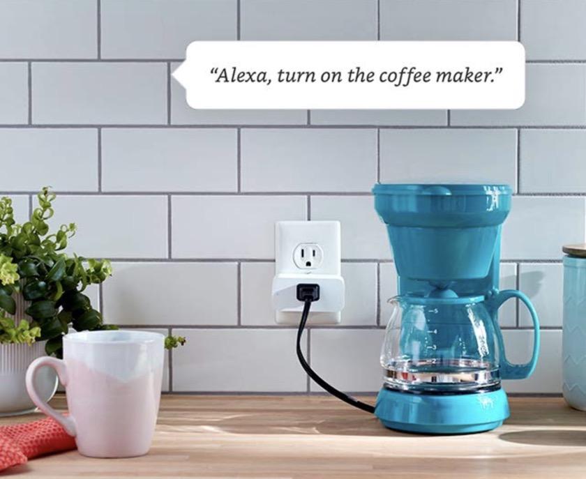 Gift ideas for Amazon Fire users - Amazon Smart Plug