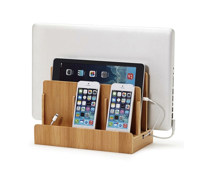 Gifts for Amazon Fire owners - a charging station for multiple devices