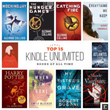 The best Kindle Unlimited books of all time