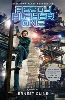 The most sold book of 2018 - Ready Player One by Ernest Cline
