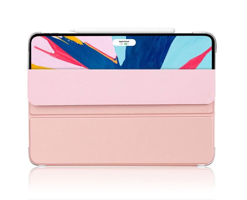 Ztotop iPad Pro 2018 case cover with Apple Pencil charging support