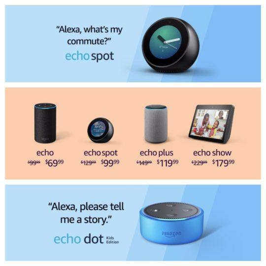 Best deals on Amazon Echo speakers - February 2019