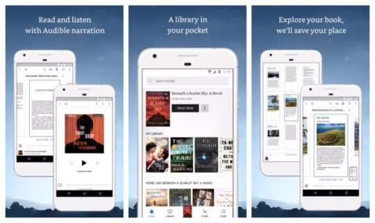 Download these free apps to read Kindle books anywhere